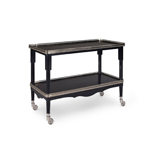 Image of Black One Fifth Drinks Trolley