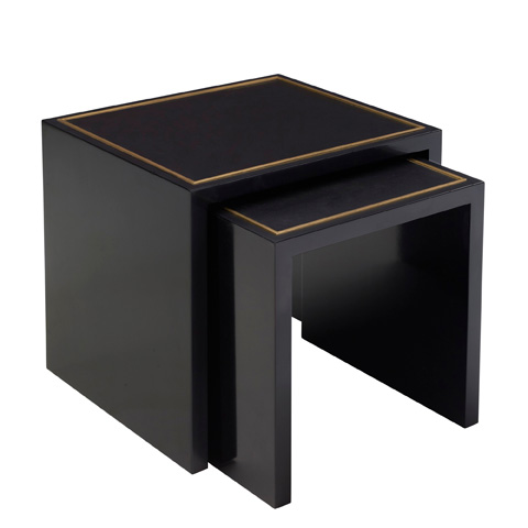 Image of One Fifth Nesting End Table