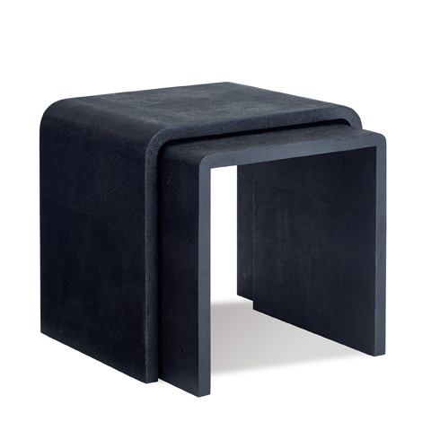 Ralph Lauren by EJ Victor - One Fifth Waterfall End Tables - 8303-41
