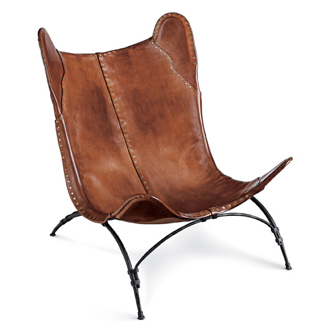 Ralph Lauren by EJ Victor - New Safari Camp Chair - 056-03