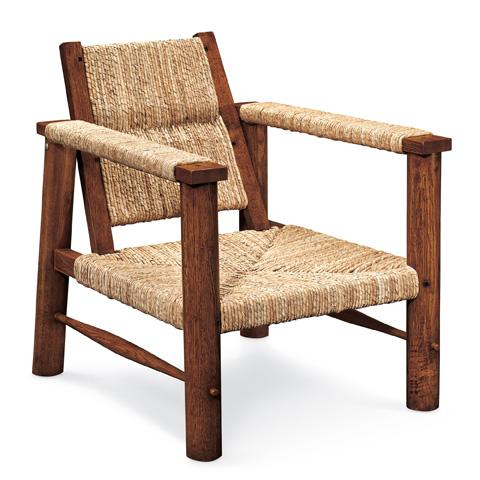Ralph Lauren by EJ Victor - New Safari Arm Chair - 064-03