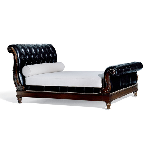 Ralph Lauren by EJ Victor - Clivedon Tufted Bed - 111-10