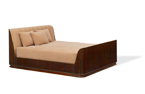 Image of Modern Metropolis Bed