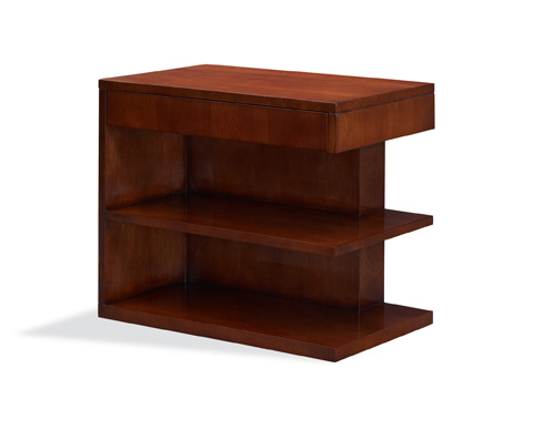 Image of Modern Hollywood Nightstand