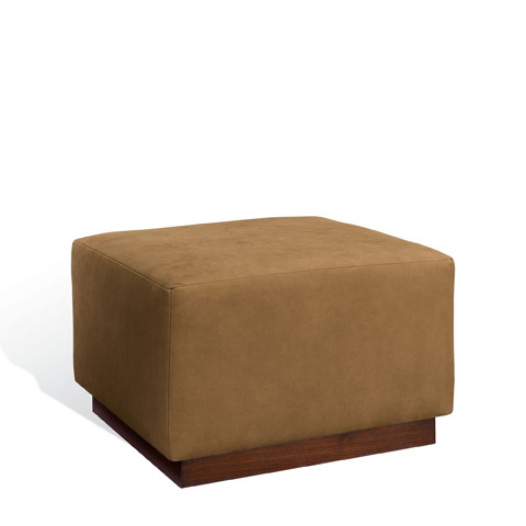 Image of Modern Hollywood Ottoman