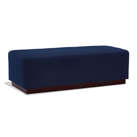 Ralph Lauren by EJ Victor - Modern Hollywood Bed Bench - 243-04A