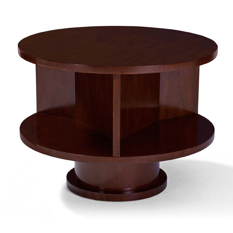 Ralph Lauren by EJ Victor - Cote D'Azur Carousel End Table - 32003-41