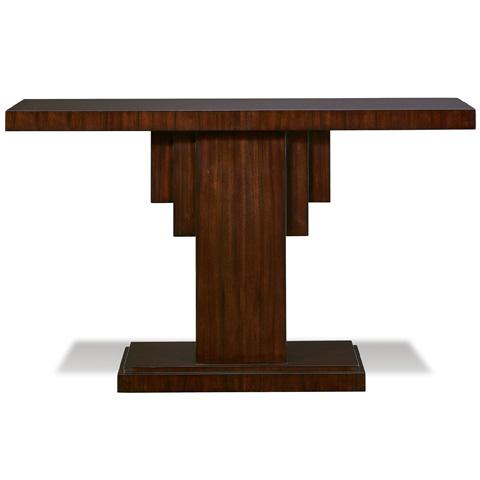 Ralph Lauren by EJ Victor - Penthouse Suite Pedestal Console Table - 35001-44