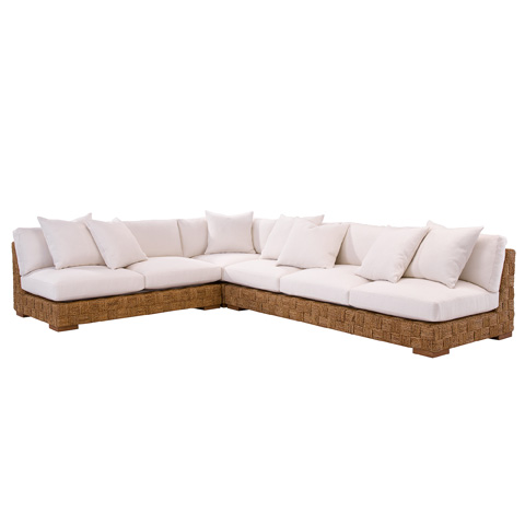 Image of Black Palms Sectional