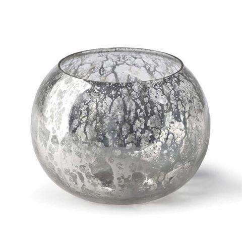 Regina Andrew Design - Antique Mirror Glass Votive Bowl-Set Of 4 - 405-506