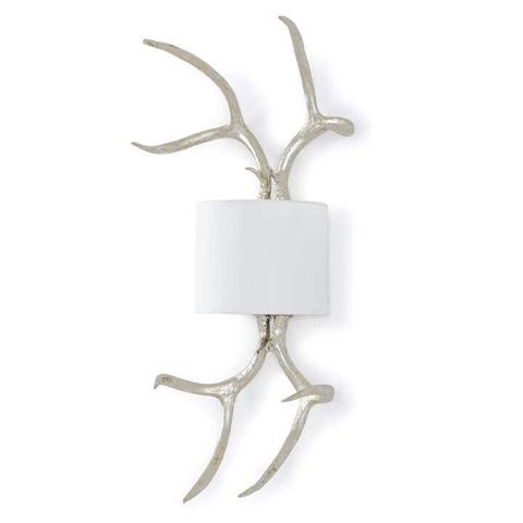 Regina Andrew Design - Antler Sconce - 55-41-0043