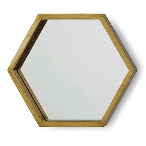 Regina Andrew Design - Bee Hive Mirror Set-Set Of 5 - 55-81-0015