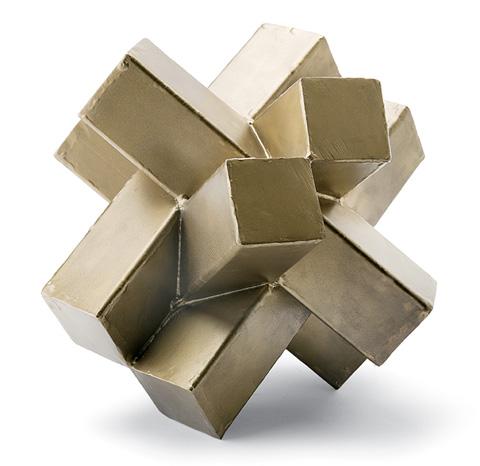 Regina Andrew Design - Abstract Brass Sculpture - 55-8205