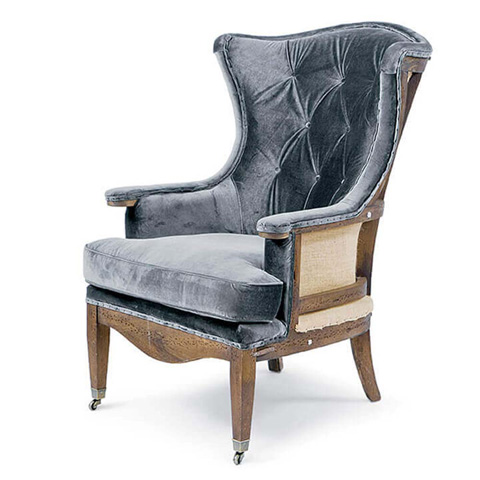 Estate Deconstructed Wing Chair 44 8987