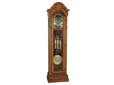Ridgeway Clocks, Inc. - Burlington Grandfather Clock - 2506