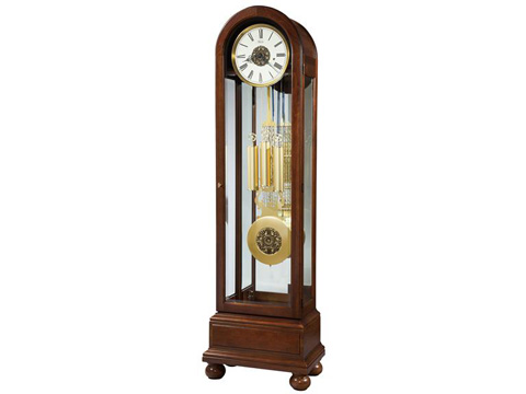 Ridgeway Clocks, Inc. - Dover Grandfather Clock - 2569