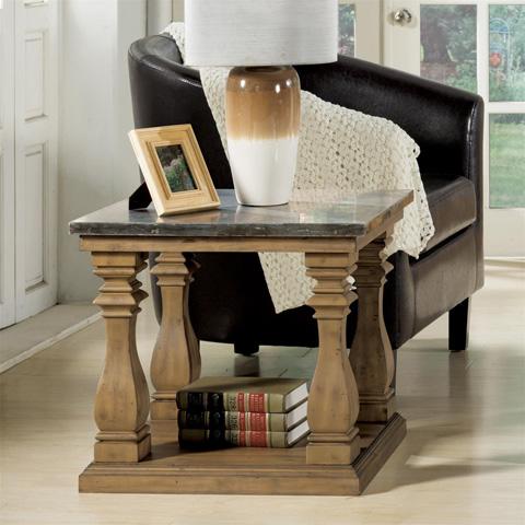 Riverside Furniture - Side Table - 12909