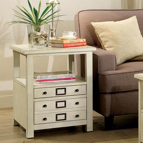 Riverside Furniture - Side Table - 22508