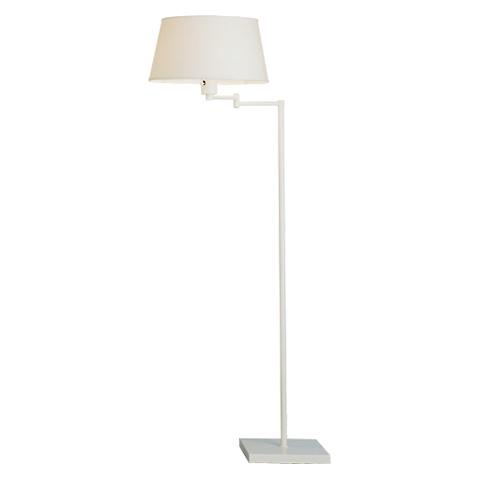 Robert Abbey, Inc., - Swing Arm Floor Lamp - 1805
