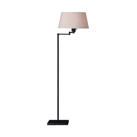 Image of Swing Arm Floor Lamp