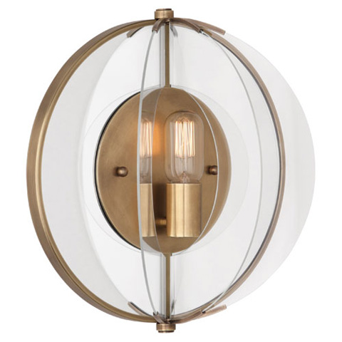 Image of Half Round Wall Sconce