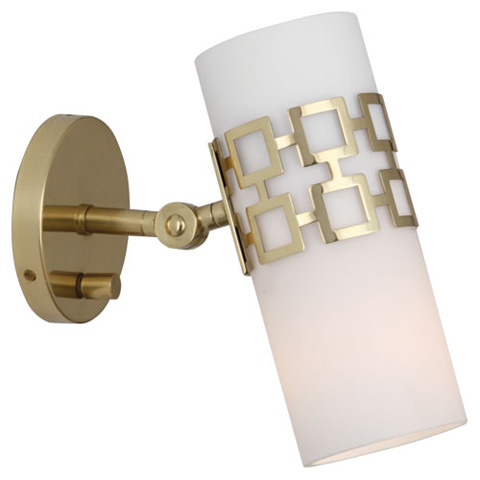 Robert Abbey, Inc., - Parker Wall Sconce - 639