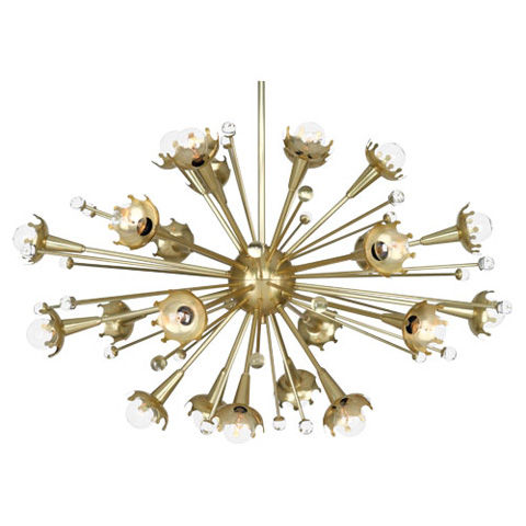 Robert Abbey, Inc., - Sputnik Chandelier - 710