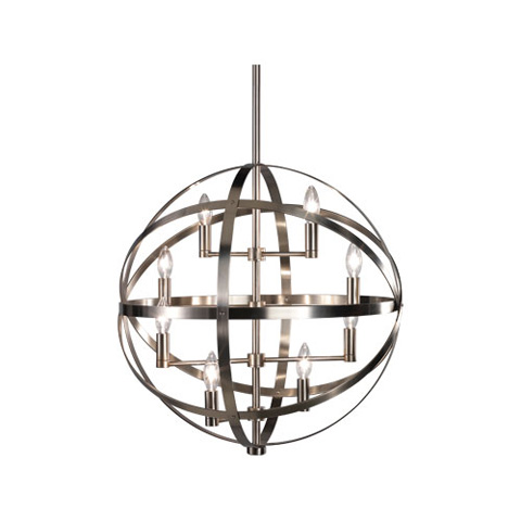 Image of 8 Light Pendant