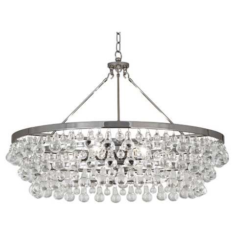 Robert Abbey, Inc., - Large Chandelier - S1004