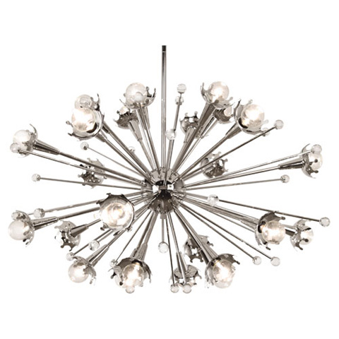 Image of Suptnik Chandelier