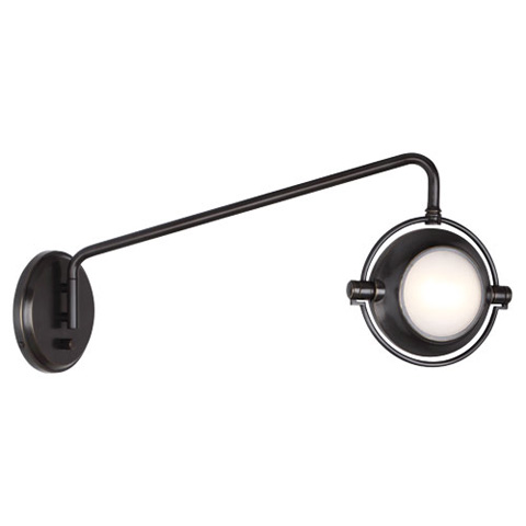 Robert Abbey, Inc., - Swing Arm Sconce - Z1564