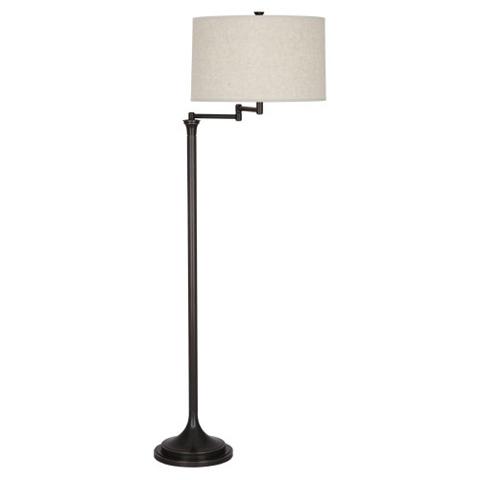 Image of Swing Arm Floor Lamp