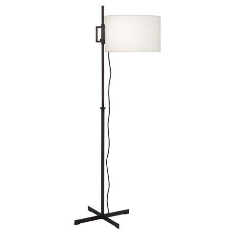 Robert Abbey, Inc., - Adjustable Shade Floor Lamp - Z2851