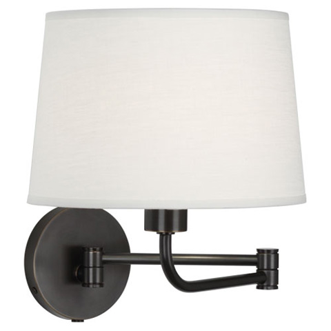 Robert Abbey, Inc., - Swing Arm Sconce - Z464