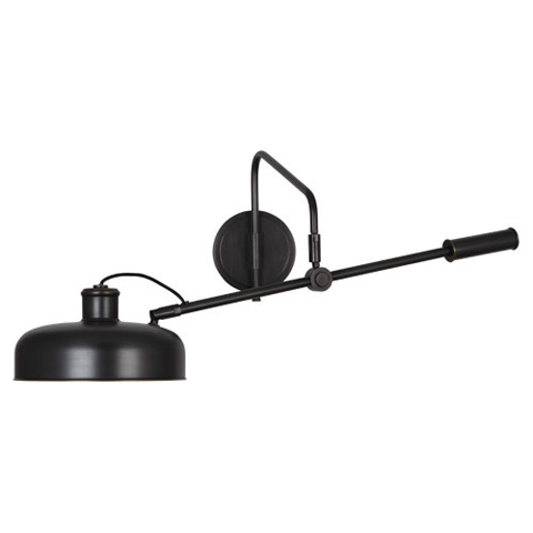 Image of Wall Mounted Boom Lamp