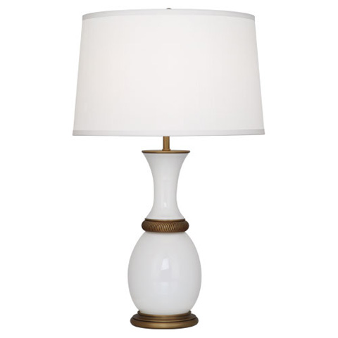 Robert Abbey, Inc., - Williamsburg Ludwell Table Lamp - 3326