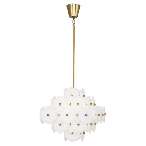 Robert Abbey, Inc., - Jonathan Adler Vienna Chandelier - 866