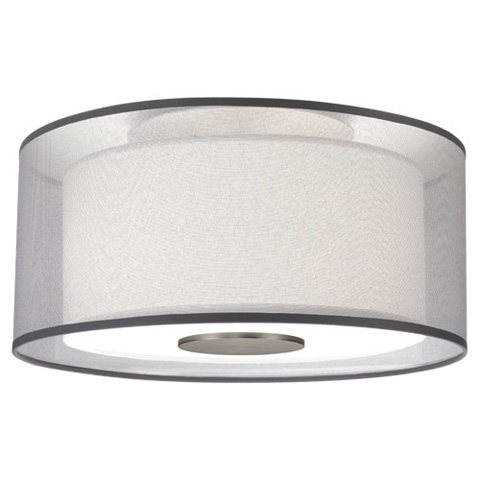 Robert Abbey, Inc., - Saturnia Flushmount - S2197