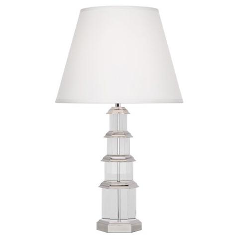 Robert Abbey, Inc., - Williamsburg Ming Table Lamp - S300