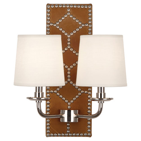 Robert Abbey, Inc., - Williamsburg Lightfoot Wall Sconce - S350