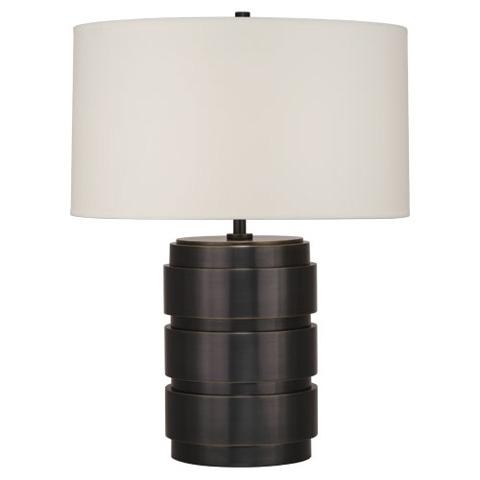 Robert Abbey, Inc., - Mm Cylindricus Table Lamp - Z2540