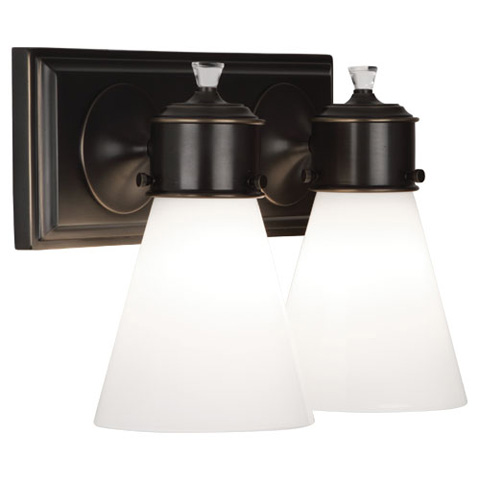 Robert Abbey, Inc., - Williamsburg Blaikley Wall Sconce - Z341