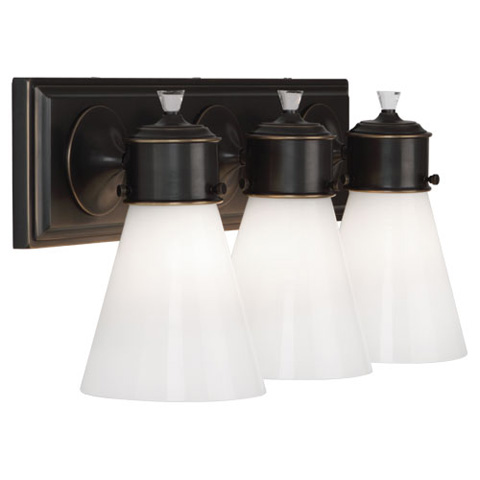 Robert Abbey, Inc., - Williamsburg Blaikley Wall Sconce - Z342