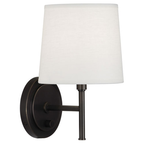 Robert Abbey, Inc., - Bandit Wall Sconce - Z349