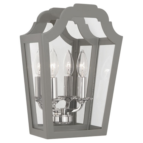 Robert Abbey, Inc., - Wall Sconce - 327