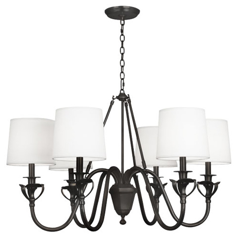 Robert Abbey, Inc., - Chandelier - Z285