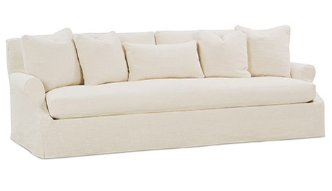 Image of Bristol Slipcover Sofa