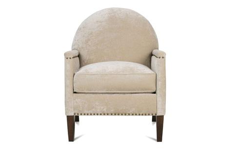 Robin Bruce - Theodore Club Chair - THEODORE-006