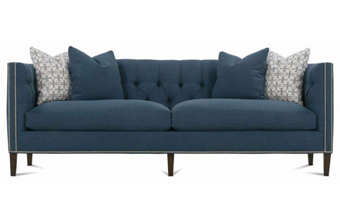 Image of Brette Two Cushion Sofa