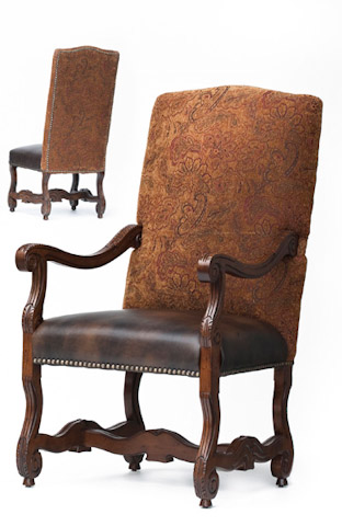 Image of Biagio Arm Chair